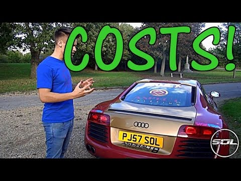 Audi R8 Running Costs: Living With A Supercar