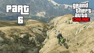 GTA 5 Online - Tập 6: Đua xe trên núi (Bựa Gaming Funny Moments)