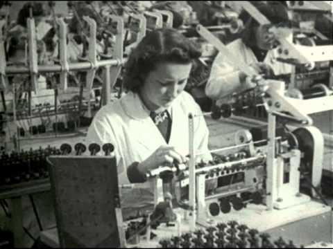 In Holland staat een huis - Erres bedrijfsfilm - 1942