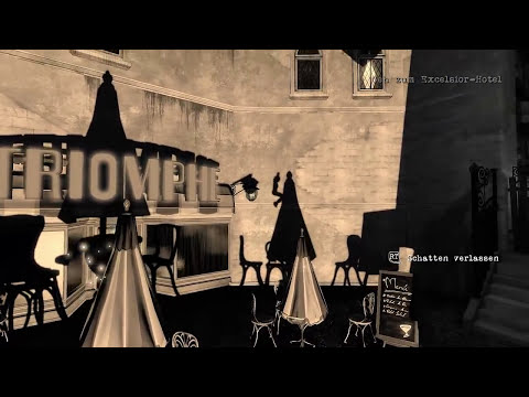 Let's Play Contrast [Part 2] - Schattenspiele im Kino