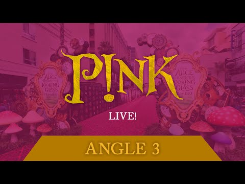 Download P!nk Live - Angle 3 from the World Premiere - Alice Through The Looking Glass Mp4 baru