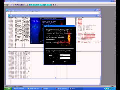 Взлом программ с помощью OllyDbg ура! как взламывать приложения OllyDbg вз