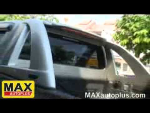 Carryboy Rollbar CB-733 on Toyota VIGO 2008 by MAXautoplus.com