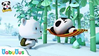 Bayi Panda Cerdik   Manakah Panda Kiki Yang Sebenarnya ?   Bahasa Indonesia   BabyBus
