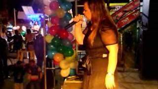Amanda Ferrari no Guia-Me Senhor em Cuiabá/MT