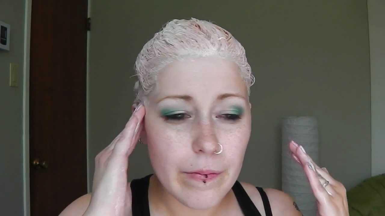 Transo Cheveux Rose Pastel Et Technique De Toner Nuanceur Youtube