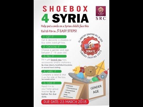 Al Siraat College: SRC Current Fundraising Campaign 2018