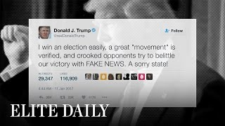 Social Media Expert Breaks Down Trump's Twitter [INSIGHTS] | Elite Daily