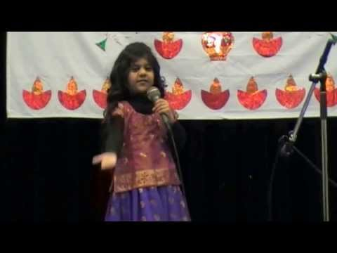 O Palanhare by 5 year old Tanisha