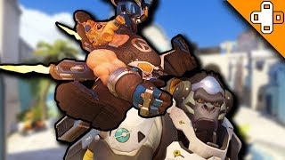 Torb OWNS Winston! - Overwatch Funny & Epic Moments 256 - Highlights Montage