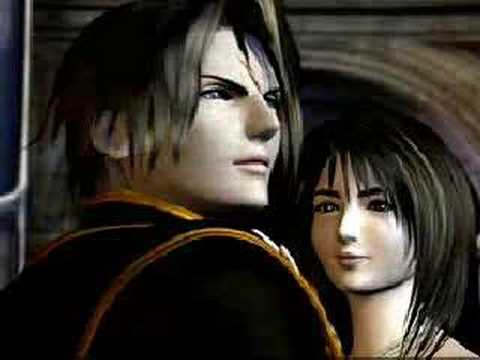Squall And Rinoa Pictures Squall Amp Rinoa