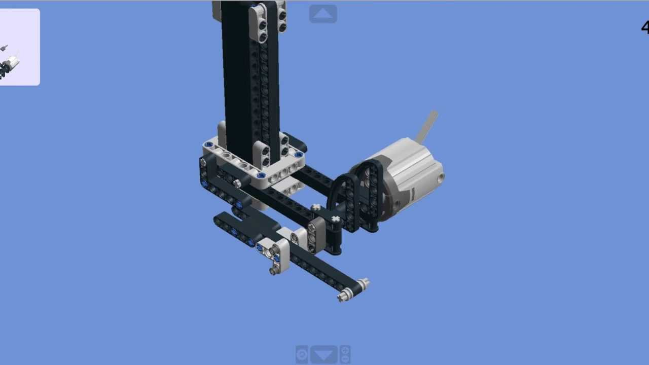 how to build a lego gun out of legos