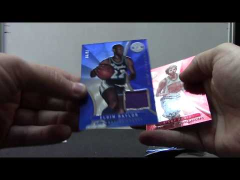 Nick's 2012/13 Totally Certified Basketball Box Break