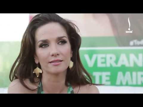 Natalia Oreiro . 2014 . Entrevista en Mar del Plata