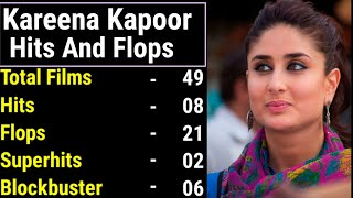 Kareena Kapoor Hits Or Flops Movies List And Box Office Collection Analysis