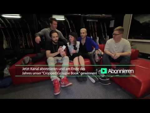 #LassMaSchnacken -  … oder wie Anna 2015 Tokio Hotel Groupie wurde! (english subbed)