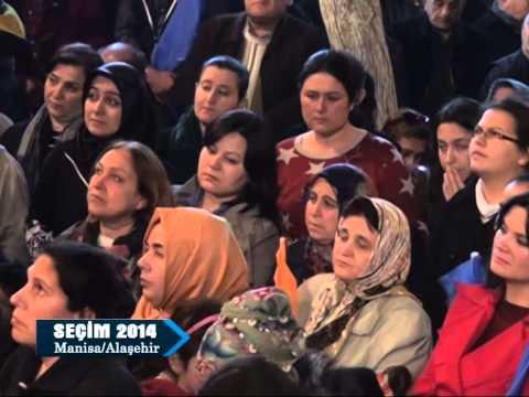 PAMUKKALE TV SEÇİM 2014, MANİSA - ALAŞEHİR - TURGUTLU (24.03.14)