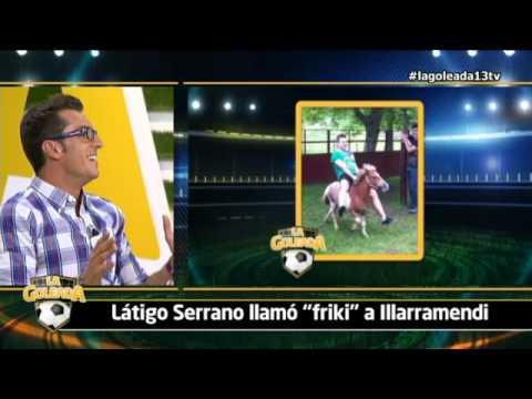 Latigo Serrano llama