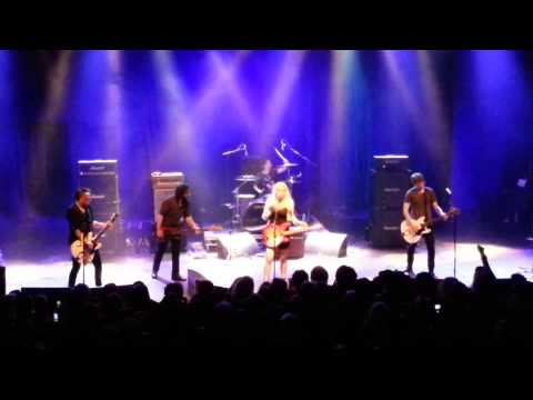 Courtney Love / Hole - Asking for It (London, 2014/05/11)