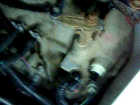 part3 replace the shift solenoid and speed switches in a dodge neon.