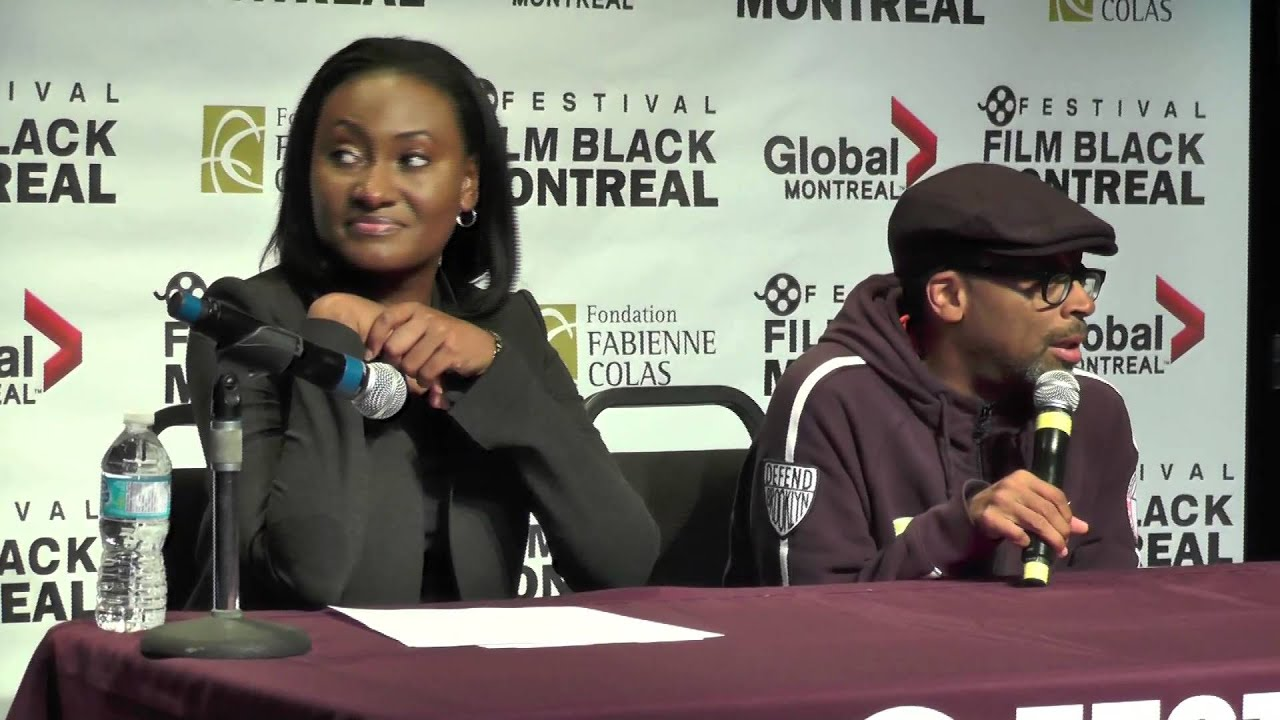 BFF Spike Lee  The Montreal International Black Film Festival Press Conference