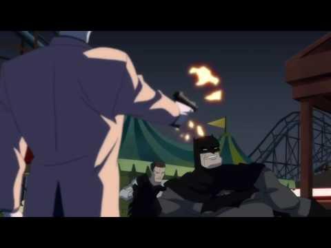 Бетмен против Джокера
