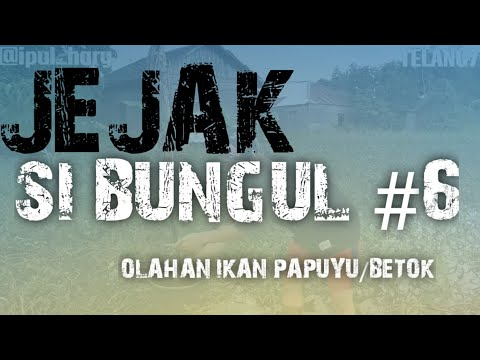JEJAK SI BUNGUL : EPISODE 6 (DIRECTED BY IPUL_HARY)