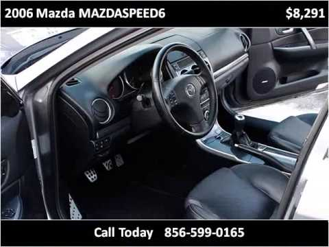 2006 Mazda MAZDASPEED6 Used Cars Paulsboro NJ