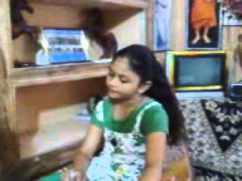 O Kanha Ab To Murli Ki Madhur Suna De Taan .by Anushka Shrivastava Karera video