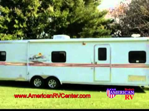 Forest River Work and Play Toy Haulers Factory Tour - American RV Center - Evansville, IN
