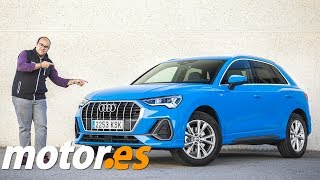 Audi Q3 35 TFSI | Testdrive / Prueba / Review en Español por Motor.es