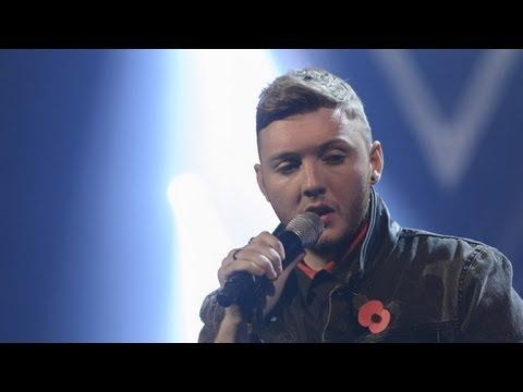James Arthur sings No Doubt's Don't Speak - Live Week 5 - The X Factor UK 2012