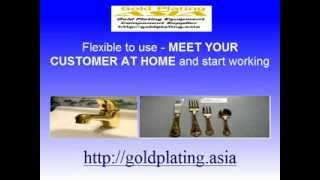 Gold Plating Machines - Gold Plating Asia