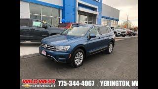 2018 Volkswagen Tiguan SEL Reno, Sparks, Carson City, Fallon, Fernley, Yerington, NV