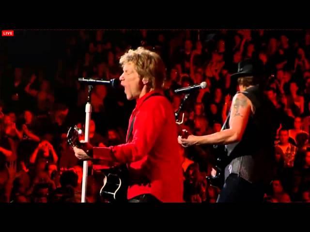 Bon Jovi - LiveStream from Cleveland | Full show - Part1