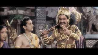 download lagu Mayabazar Movie  S V Ranga Rao Beautiful Action gratis