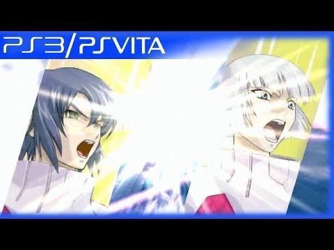 PS Vita - Dynasty Warriors Gundam