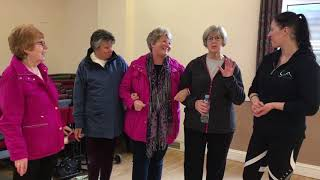 Groove Lite Feedback from Brackley WI Class