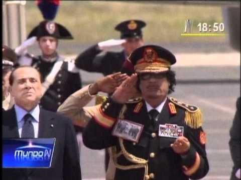 Aparecen Más Revelaciones De La Vida Sexual De Muamar Gadafi video