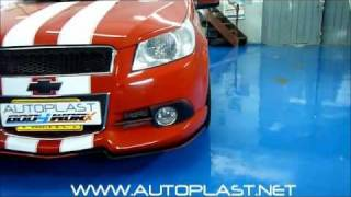 play body kit chevrolet aveo gti autoplast. Black Bedroom Furniture Sets. Home Design Ideas