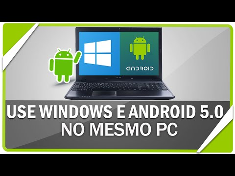 Como usar o Android 5.0 lollipop e Windows no mesmo PC ( Dual Boot )