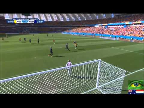 Tim Cahill World Cup Screamer vs. Netherlands