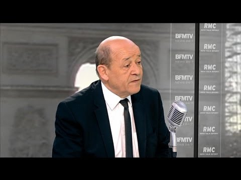 Jean-Yves Le Drian: il faut