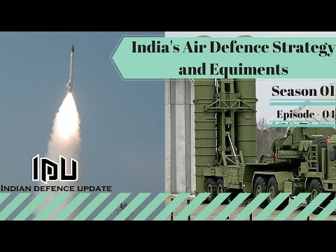 India's Air Defence Strategy and Equiments