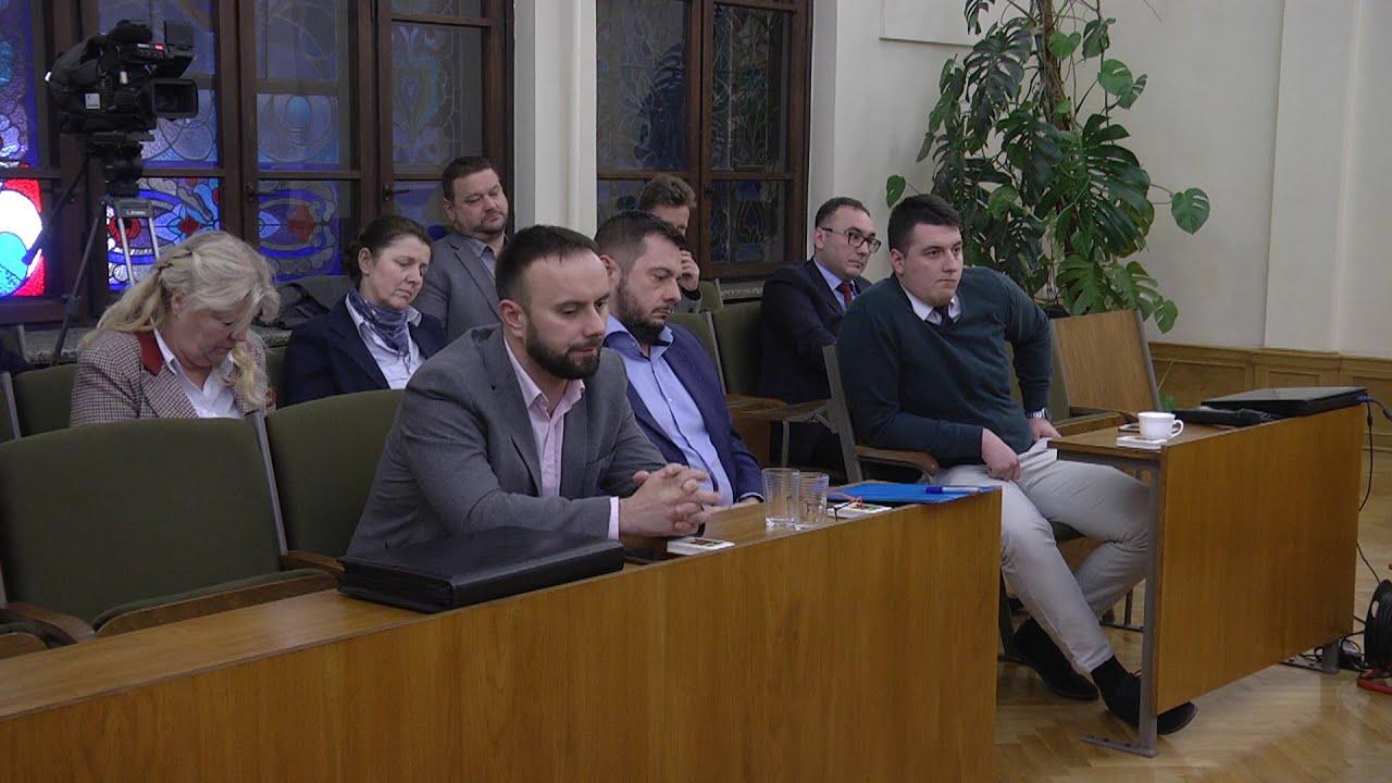 XXV sesja Rady Miejskiej, część III