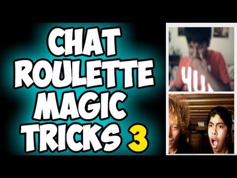 ChatRoulette Magic Tricks 3