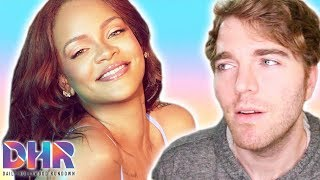 Shane Dawson Gives New Series Update & Twitter REACTS! Rihanna Fans DRAG Victoria's Secret! (DHR)