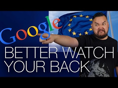 Windows 10 Consumer Preview, Major sites hacked, EU threatens Google
