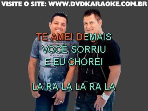 Bruno & Marrone   Amor De Carnaval