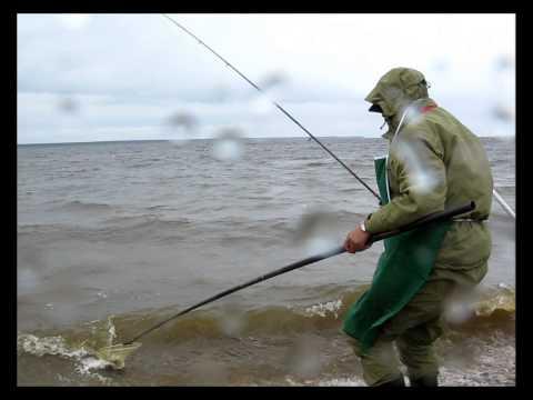 ловля в апреле на рыбинке